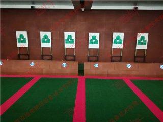 上海靶场建设及室内外靶场建设方案