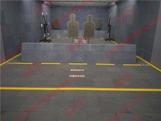 民兵预备靶场建设设计图