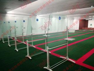 北京复合靶场建设