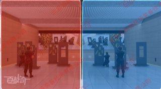智能红蓝模拟实弹对抗系统_靶场实弹射击训练演习实时显示