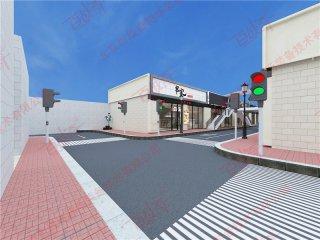 警务防守战术模拟街区规划方案(节能环保)