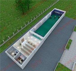 北京靶场建设和模拟街区战斗训练场建设方案