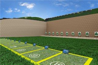 靶场训练场的建设要贴近实战化射击训练要求