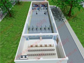模拟街区战斗训练场靶场建设方案