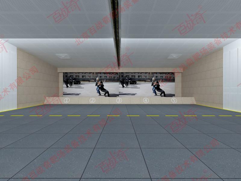 室内靶场射击方舱模拟对抗训练系统设计公司