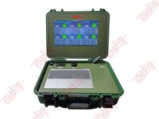 速射靶设备总控管理终端 无线便携式耐寒耐冲击靶场设备
