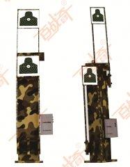 大功率升降靶机 武警部队单兵基础类应用类射击科目训练