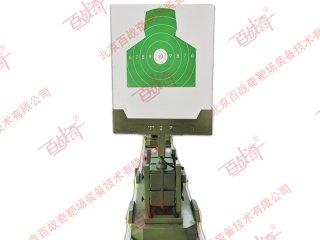 横向移动侧转靶 可更换多种靶板和多种报靶方式