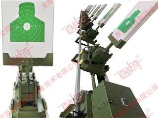 无线侧转式声电定位靶靶机是什么?
